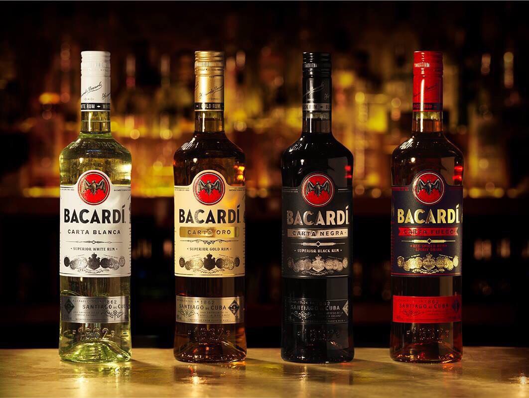 Rượu Bacardi Rum