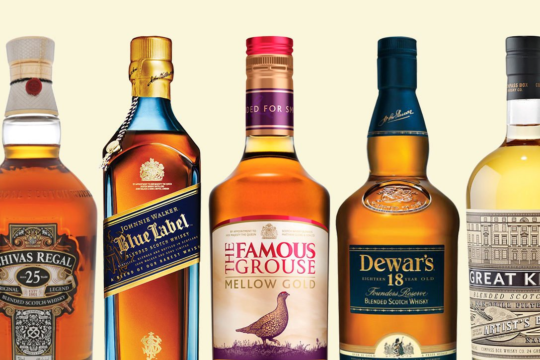 Rượu Whiskey Scotland