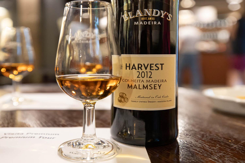Rượu Madeira