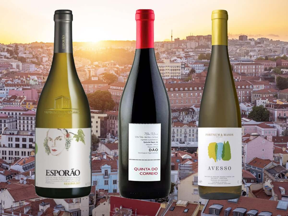 Rượu Sparkling của Bồ Đào Nha