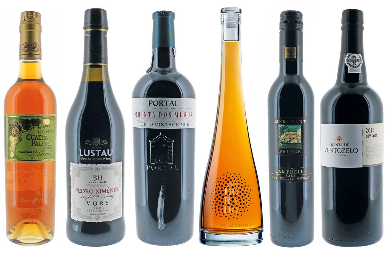 Rượu vang cường hóa là gì?
