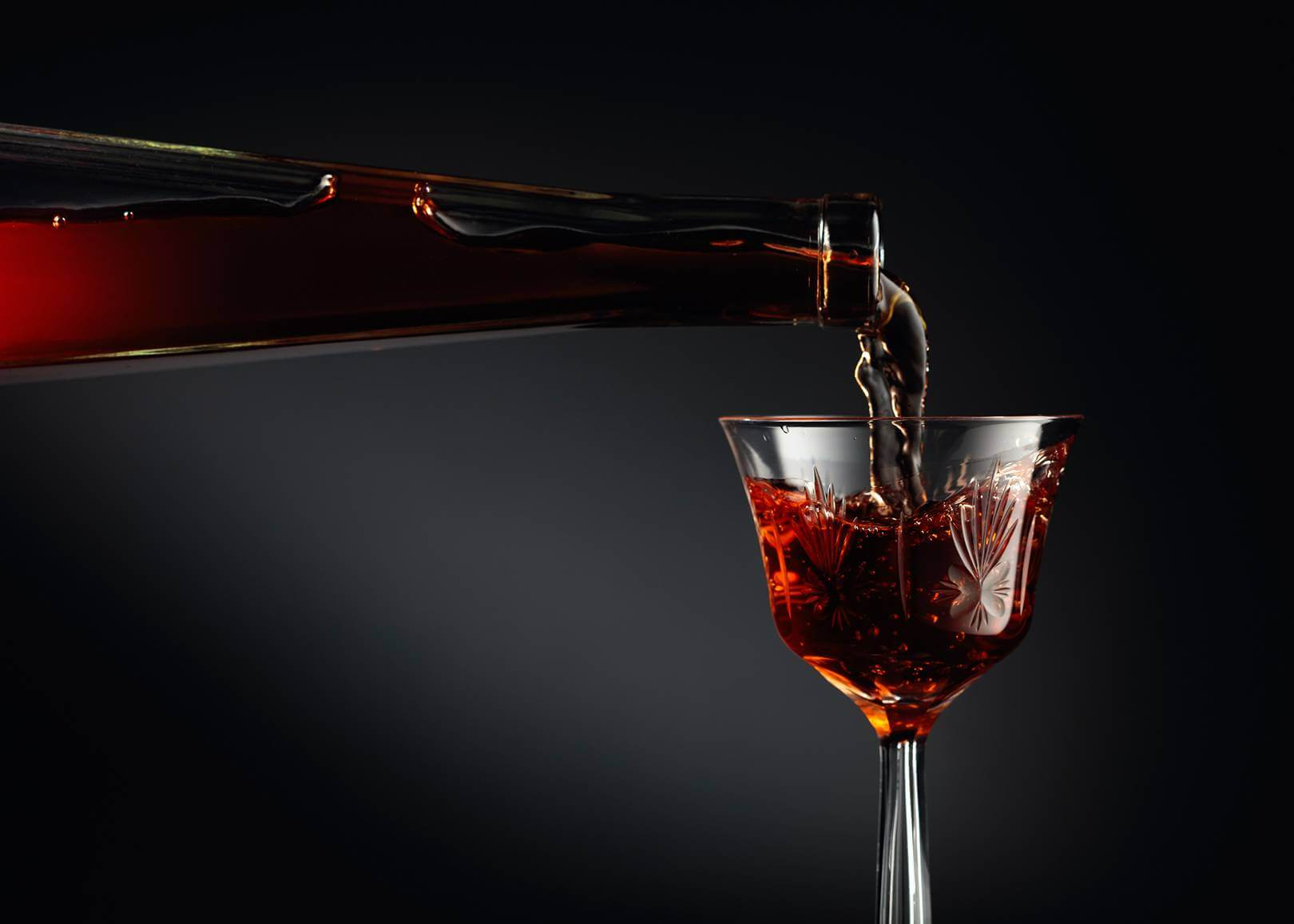 Sự pha trộn tạo nên rượu vang cường hóa