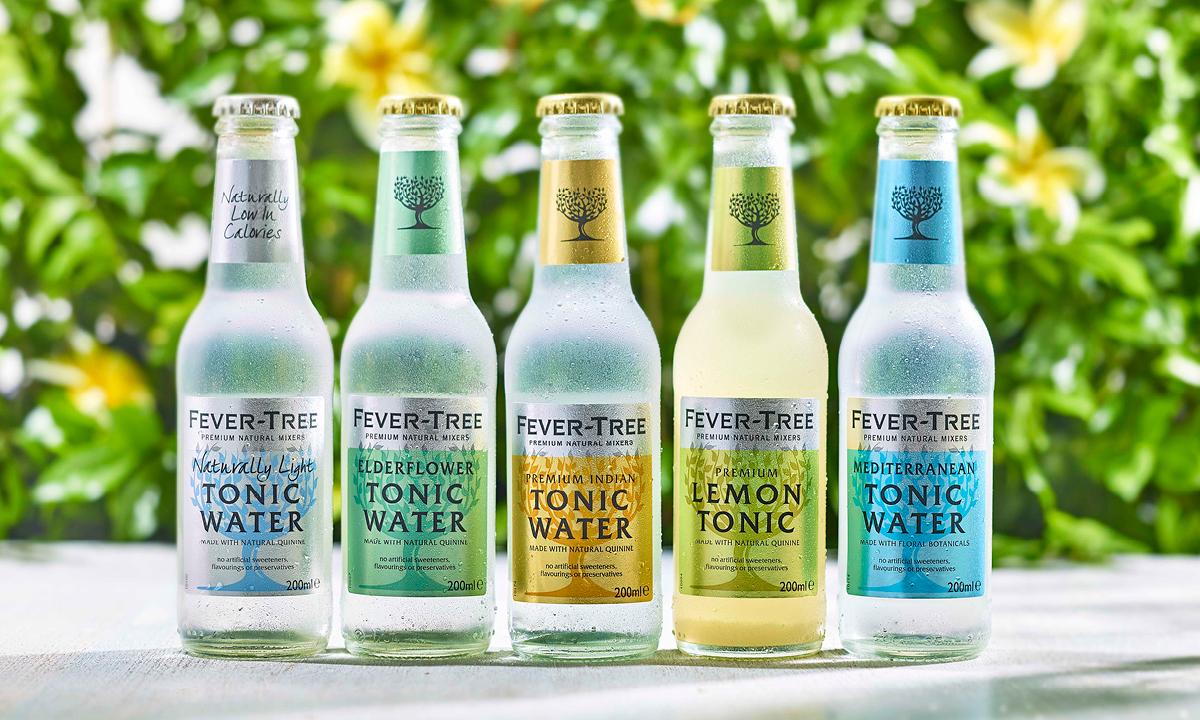 Sự ra đời của Gin tonic