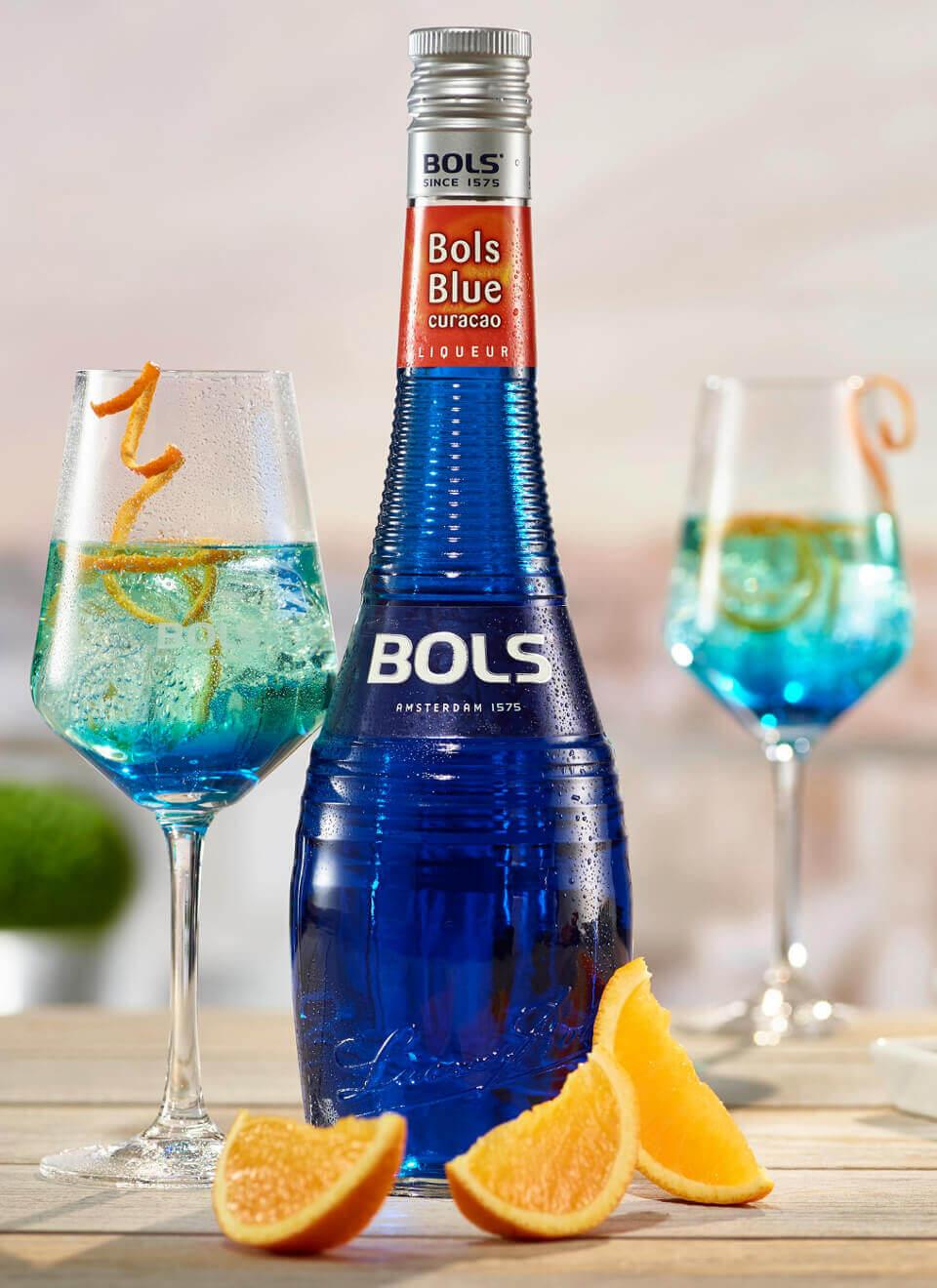 Thương hiệu rượu Blue Curacao Bols