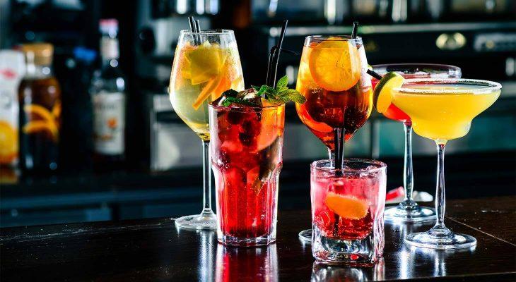 trang trí cocktail-nghệ thuật thưởng thức đồ uống