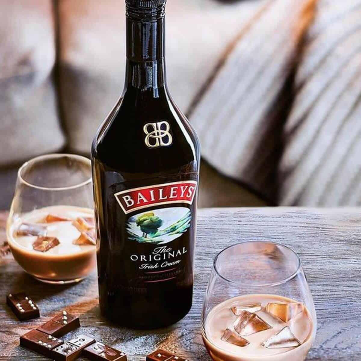 Quy trình pha chế ra rượu Baileys