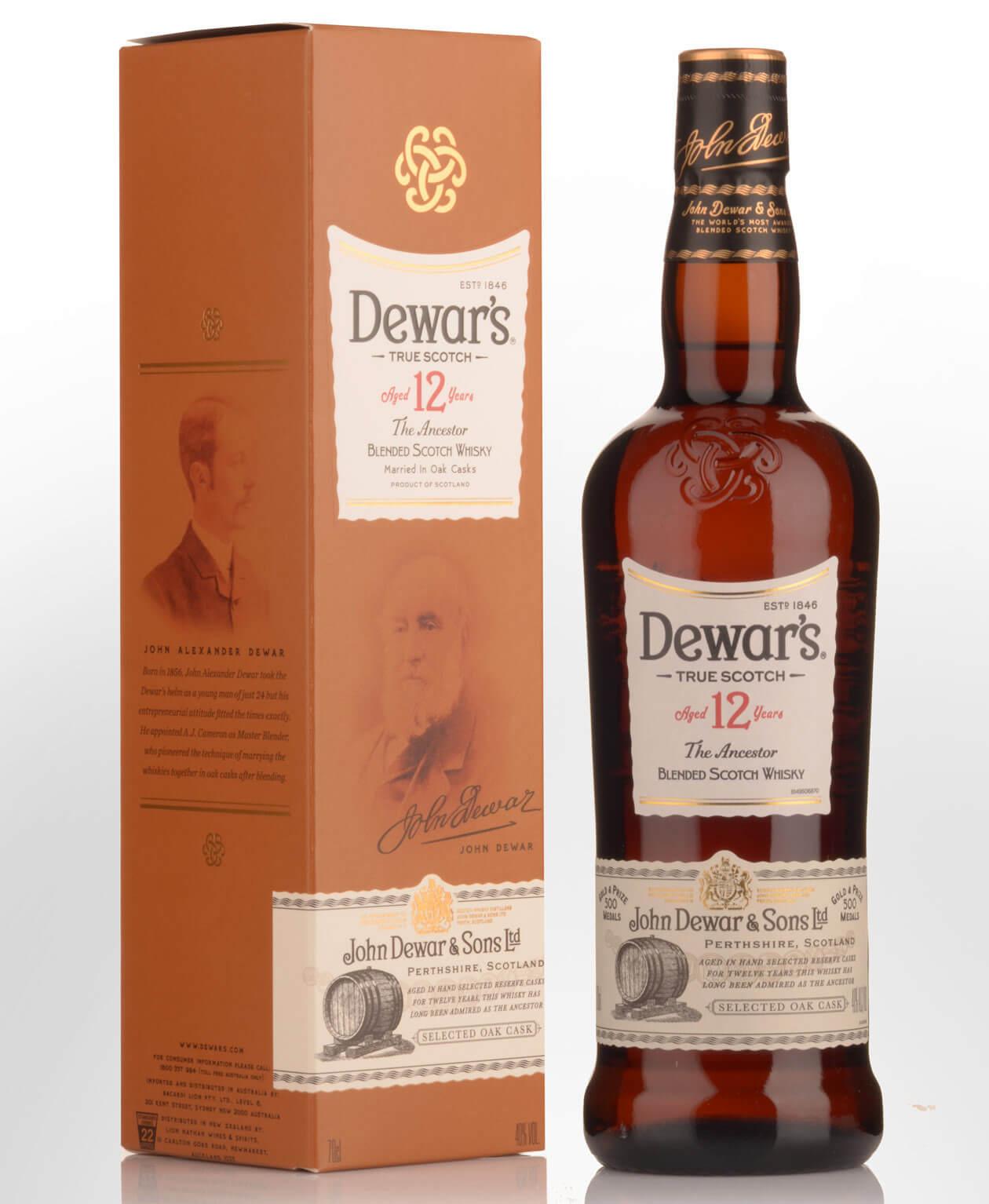 Rượu Dewar's 12