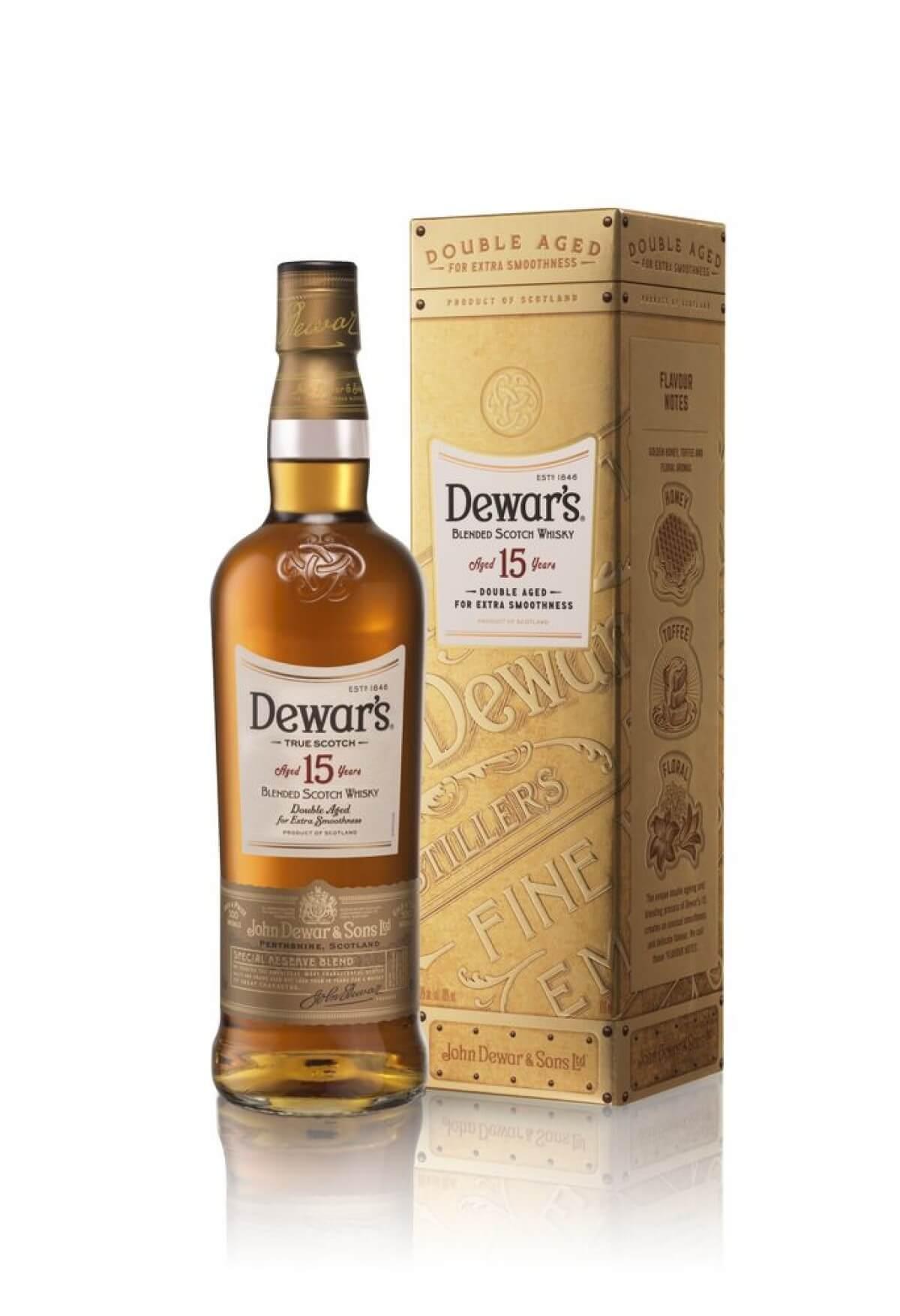 Rượu Dewar's 15